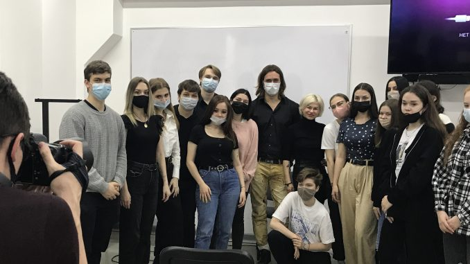 Студентам ГИТРа рассказали, как работать со «звездами»