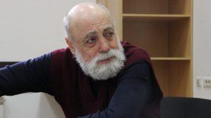 Профессор ГИТРа Попов