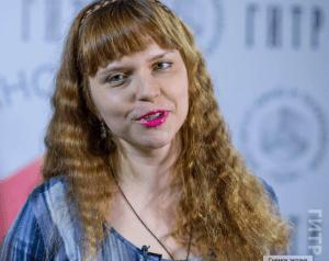 Заведующая кафедрой драматургии Е.С. Трусевич