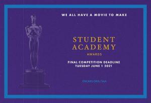 """Студенческий """"Оскар"""" - 2021"""