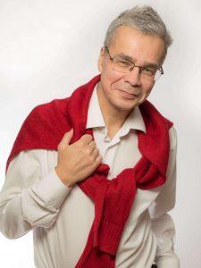 Андрей Железняков - режиссер, преподаватель ГИТРа