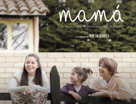 Приглашение на показ колумбийского фильма «Мама»