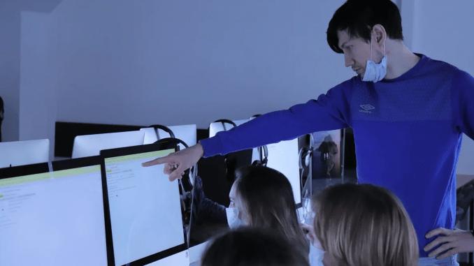 Студенты ГИТРа учатся считать как настоящие продюсеры