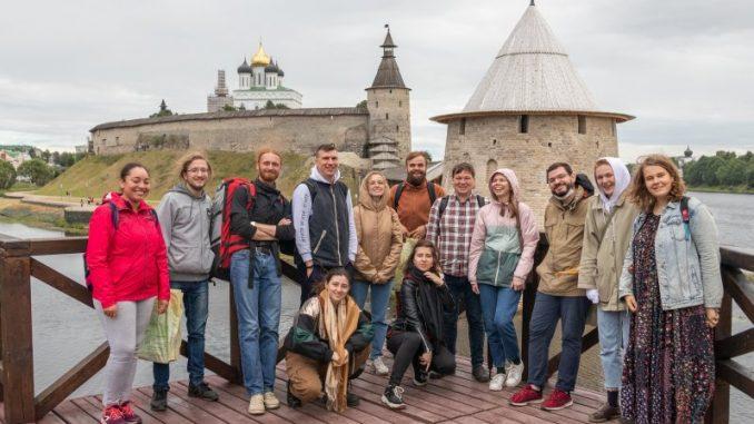 Студенты ГИТРа снимут работу студенческих реставрационных отрядов