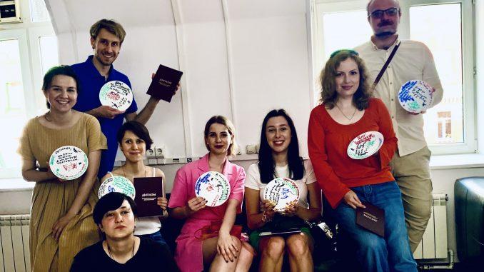Студенты Высших творческих курсов ГИТРа защитили дипломы