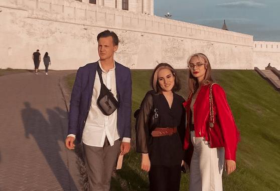 Фестивальная история студента ГИТРа