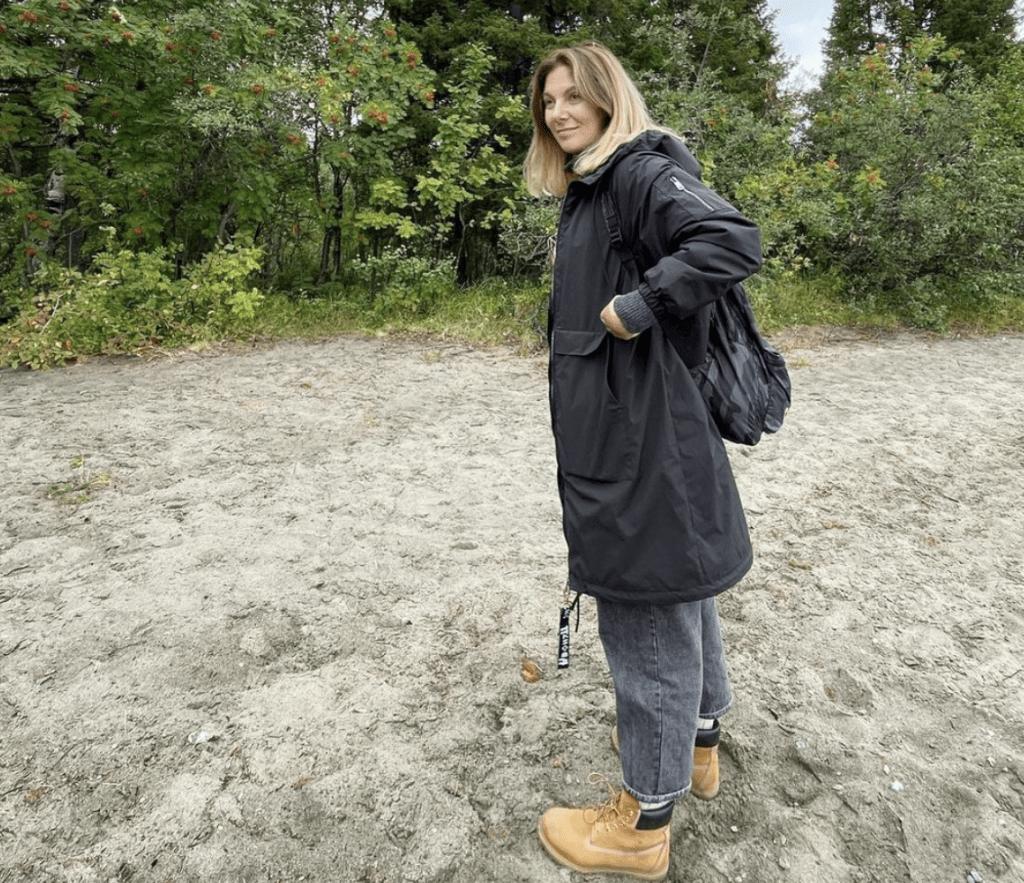 Преподаватели на отдыхе: Александра Рассадина