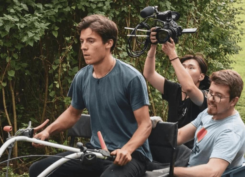 Студенты ГИТР снимают фильм в Ярославской области