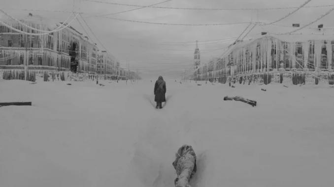Сегодня цифровая премьера фильма «Блокадный дневник»