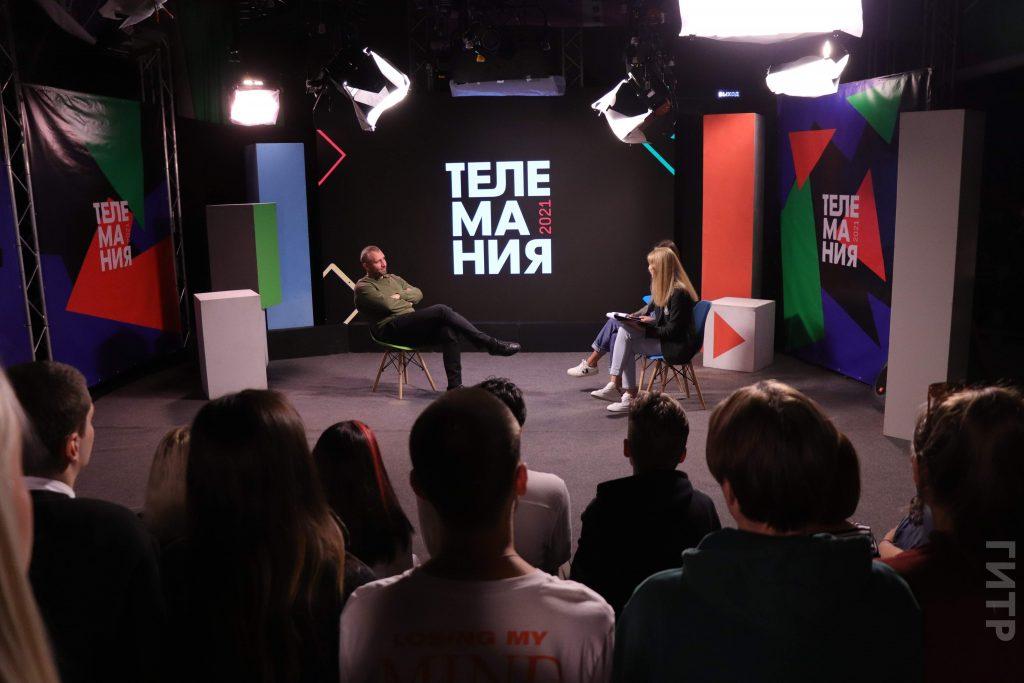 """Мастер-класс режиссёра Юрия Быкова: """"Художник не должен никому, кроме правды"""""""