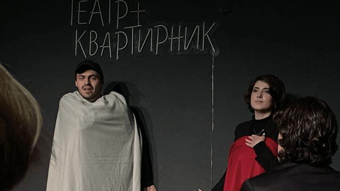Корреспондент ГИТР-ИНФО первой попробовала театральный «Цимес»