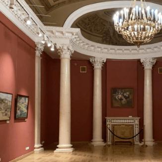 В Английский клуб по Пушкинской карте